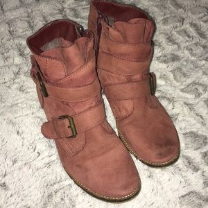 Steve Madden Territory Buckled Ankle Booties